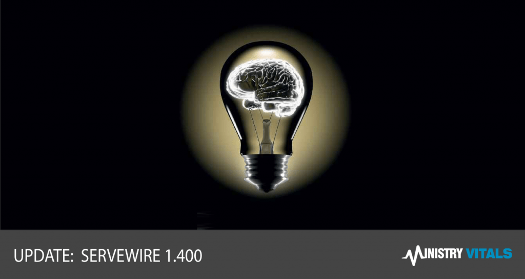 ServeWire Version 1.400 Packs More Punch!