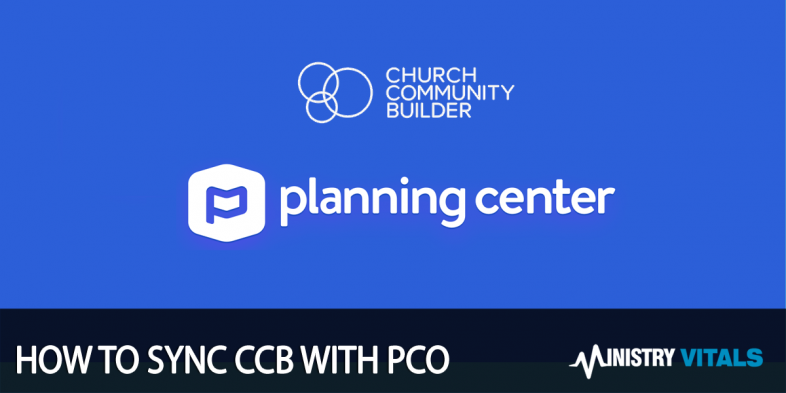 Sync CCB with PCO